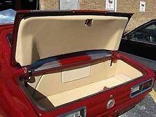 67 68 69 Camaro & Firebird Trunk Lid Or Deck Lid Custom Inner Cover