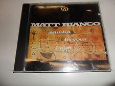 Cd   Matt Bianco  – Samba In Your Casa
