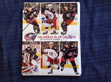 COLLECTION OF COLUMBUS BLUE JACKETS AUTOGRAPHED YEARBOOKS,  $18.00 EACH