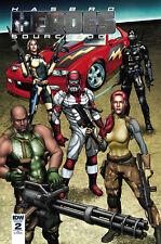 Hasbro Heroes Sourcebook  #2 (NM) `17 Various (VARIANT)