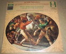 Pommier/Le Quatuor Bernede SCHUMANN Piano Quintet - EMI 2C 061-10687 SEALED