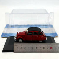 1/43 IXO Altaya Citroen 3CV Especial 1972 Red Diecast Models Limited Edition