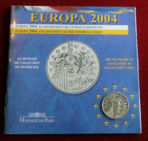 Monnaie de Paris, 2004, Frankreich, Silber Gedenkmünze