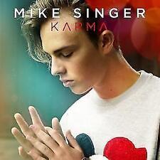 MIKE SINGER Karma (2017)  CD  NEU & OVP