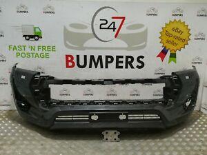 TOYOTA HILUX 2021 ONWARDS GENUINE FRONT BUMPER PN 52119-0KP70