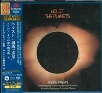 Andre Previn Holst The Planets Britten Peter Grimes Japan SACD w/OBI NEW/SEALED