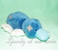 "My Blue Nose Friends Peluche PLATYPUS  *-*   4"" 10 cm"