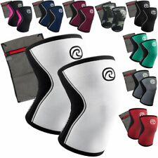 Rehband [1 Paar] 5 mm Neopren Kniebandage - Kniestütze + Ziatec Wäschenetz