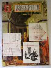 Perspective and Theory of Shadows Leonardo Collection Art Drawing Book No. 5