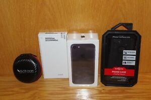 Apple iPhone 7 - 256GB - Black A1660 (CDMA + GSM) APPLECARE+