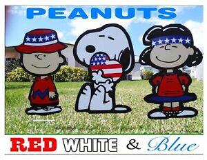Patriotic Outdoor Decorations Set