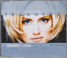 Jeannine CD-MAXI NO MORE TE QUIERRO  ( MAXI VERSION 5:10 min )