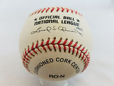 Rawlings Official MLB National League Baseball w/ box- Leonard Coleman President