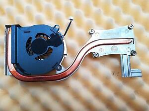 New for Dell Latitude E6410 E6510 cooling heatsink with fan 04H1RR 0TNP01 4H1RR