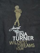 Hanes Hosiery Presents Tina Turner Wildest Dreams Crew Concert Tour (Xl) T-Shirt