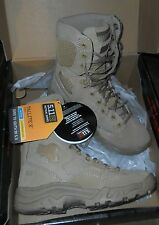 "5.11 Tactical Taclite 8"" Coyote Boot Men Size 6 R (Coyote) 12031 ~ NEW IN BOX"