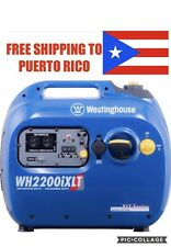 Westinghouse Inverter Generator GASOLINE  FREE SHIPPING TO PUERTO RICO 🇵🇷