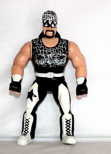 OSTM OSFT Wrestling figures Randy Savage Mr Madness WCW NWA WWF WWE LJN Hasbro