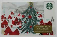 Christmas Tree 2005 Starbucks Card #6023