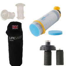Traveller Accessories  Pack  for Lifesaver bottle drinking purification