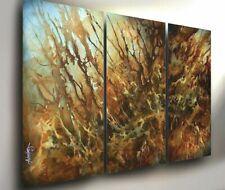 Original Art Abstract Painting Modern Contemporary DECOR Michael Lang Certified