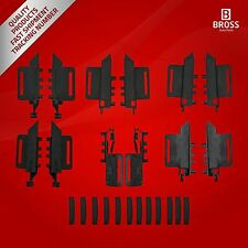 Roof Curtain Repair 24 Pieces Set For Peugeot 307 SW 2001-2008
