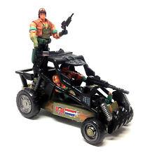 Fuerza de acción juguetes Hasbro Gi Joe dos Hombre Jeep Juguete Vehículo con 2 figuras