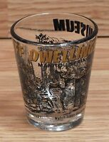 Cliff Dwellings Museum Manitou Springs, Colorado Collectible Shot Glass Only