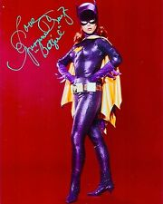 Yvonne Craig Bat Girl Bat Man Signed 8x10 Autographed Photo Reprint