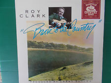 LP ROY CLARK BACK TO THE COUNTRY NASHVILLE SOUND NUOVISSIMO 1981