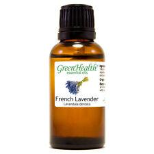 1 fl oz French Lavender Essential Oil (100% Pure & Natural) - GreenHealth