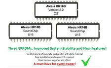 Alesis hr16/hr16b-Version 2.0 firmware Upgrade Incl. Sound CHIPS [Latest os]