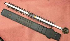 Genuine Worx 18v WG251E hedge trimmer Part = Blades Will Th Sheaf Cover, Used.