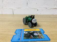 Trevor & Collectors Card - Thomas Take N Play/Take Along Die Cast Trains