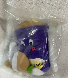Dairy Queen Blizzard Plush New, Original Packing. Super Rare, Sealed! Dated 1999