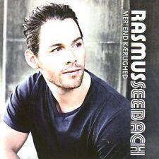 CD Rasmus Seebach, mer end kaerlighed, danese, 2011, NUOVO