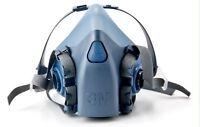 3M Medium Half Facepiece Reusable Respirator 7502/37082(AAD), Respiratory