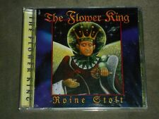 Roine Stolt The Flower King (CD, May-2001, Inside Out Music) sealed