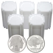 Buffalo Round by SilverTowne 1 oz .999 Silver Medallion 100 pc