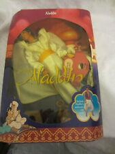 "Mattel Disney Aladdin Action Figure Abu Lamp included 12"" Toy"