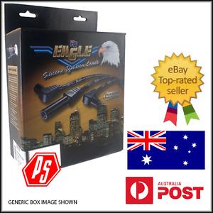 EAGLE IGNITION LEADS DAIHATSU CHARADE  E105301 10.5 MM ELIMINATOR SERIES 2