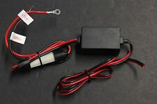 12V Car Power Supply Filter Auto Power Supply Remove Noise Filter WITH 2A FUSE