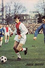 Foto de fútbol > Johan Cruyff Ajax 1960s