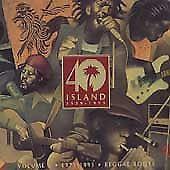 Reggae Roots 1972-1995 Vol 5 CD 1999 Island 40th Bob Marley Jimmy Cliff Aswad
