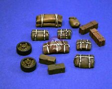 Resicast 1/35 Bags, Packs & Accessories for British Tanks 352208
