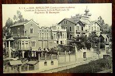 Chalets S. Gervasio, Calle de Raset num. 30 Arquitecto Bassegoda BARCELONA SPAIN