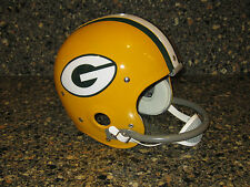 BART STARR Green Bay Packers 1960s TK Custom Football Helmet - Full Size