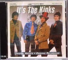 The Kinks - It's The Kinks (CD 1999)