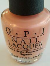 OPI Nail Polish ~* Blush of Adrenaline *~ From the Rare Yokohama Collection