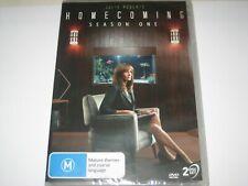 Homecoming Season 1 One DVD Region 4 Julia Roberts